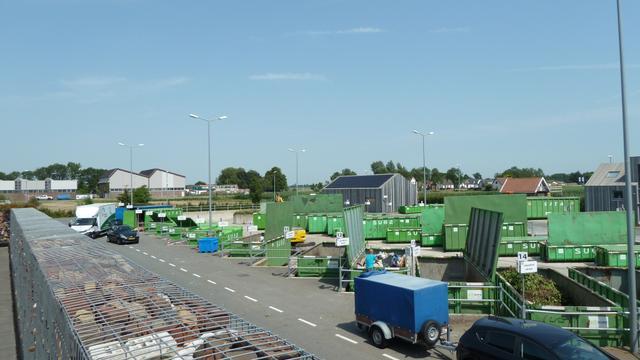 Alphenaren moeten vanaf 1 april betalen voor wegbrengen afval bij Ecopark
