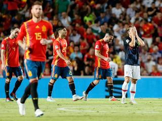 Kroaten gaan met 6-0 onderuit in Nations League