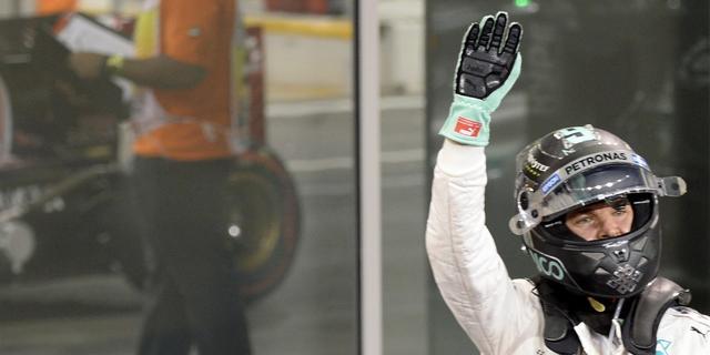 Rosberg: 'Goed gevoel dat ik momenteel de snelste ben'
