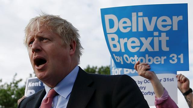 Brits pond naar laagste niveau sinds april 2017 vanwege Brexit-zorgen