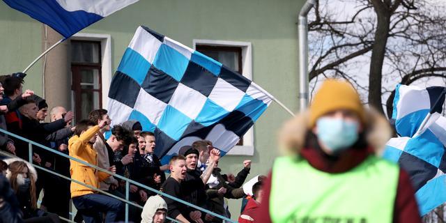 Bodul over doorgaan Wit-Russische competitie: 'Probleem is de president'