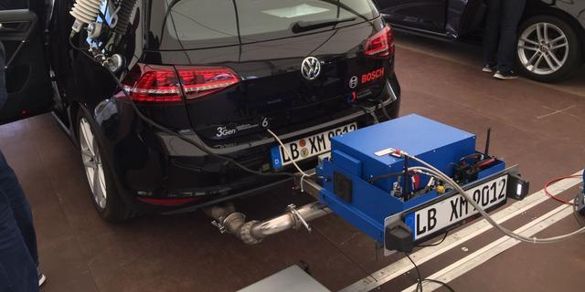 Meetmethode voor uitstoot van stikstofoxiden van personenauto's moet beter