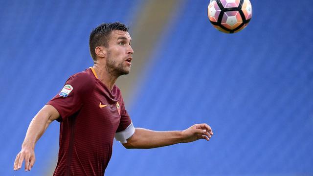 AS Roma met Strootman op middenveld in return tegen FC Porto