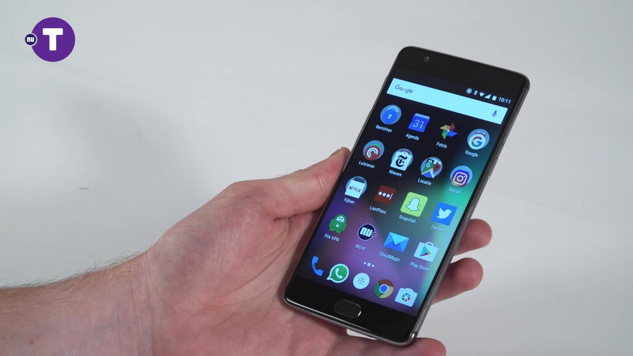 Review: Betaalbaar toptoestel OnePlus 3