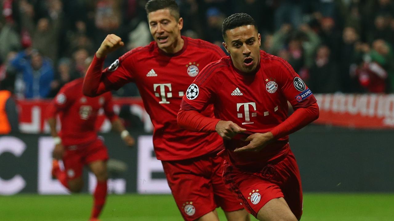 Bayern München-Juventus (4-2)