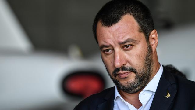 Italiaanse vicepremier Salvini zet deur open voor andere begroting
