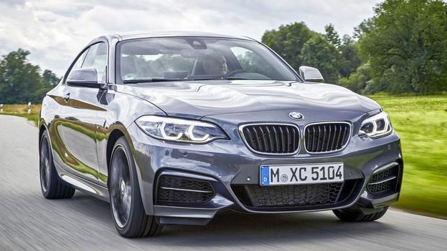 Rij-impressie BMW 2-serie