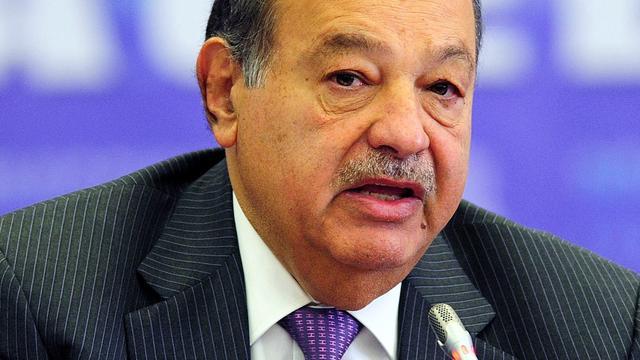 Mexicaanse zakenman Carlos Slim wil belang in KPN afbouwen
