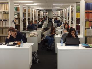 Rijksuniversiteit Groningen en Hanzehogeschool samen goed voor ruim 61.000 studenten