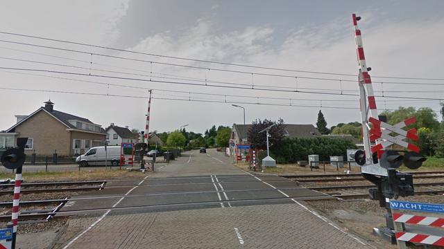 Fietser overleden na aanrijding met trein vlakbij station Prinsenbeek