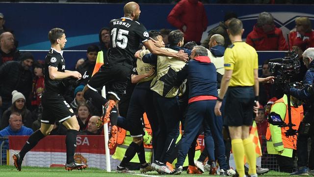Montella: 'Veel spelers van Sevilla speelden wedstrijd van hun leven'