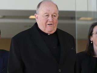 Aartsbisschop kan twee jaar cel krijgen