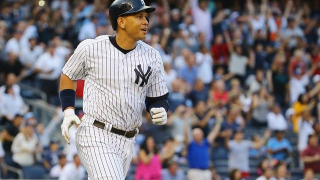 Alex Rodriguez slaat homerun met 3000e honkslag in MLB