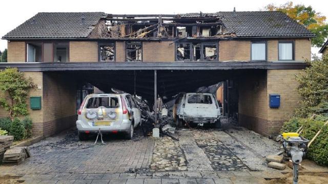 Verdachten opgepakt voor meerdere branden Epe