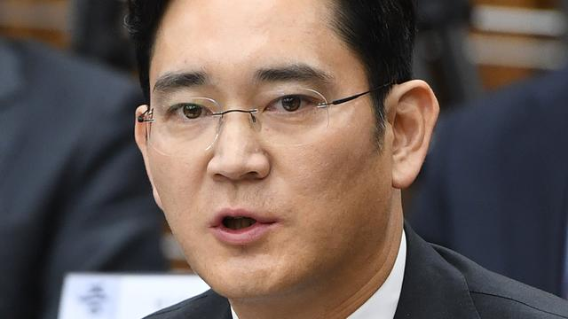 Vice-voorzitter Samsung officieel verdacht van omkoping bij politiek schandaal