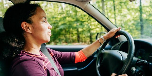 Mag iemand anders in mijn auto rijden?