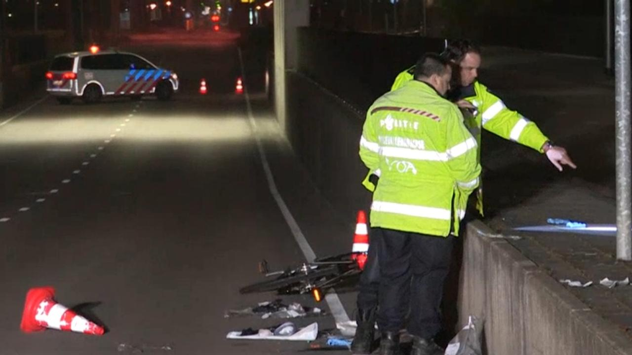 Fietser uit Amsterdam ernstig gewond in Amstelveen