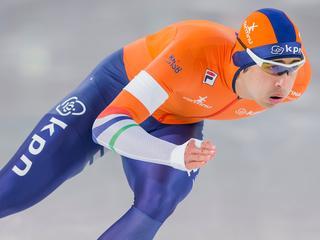 Olympisch kampioen Nuis pakt zege op 1000 meter