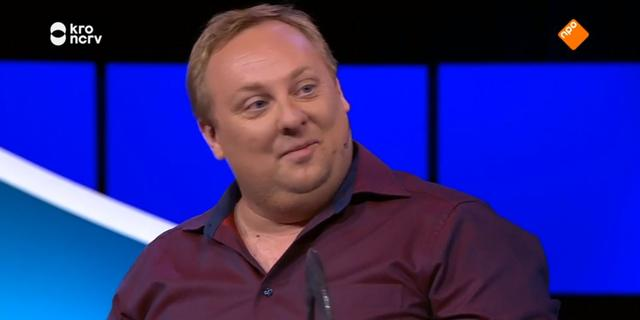 Roelof de Vries wint De Slimste Mens