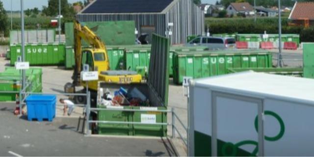 Aanvullende maatregelen bij afvalbrengstation Ecopark De Limes