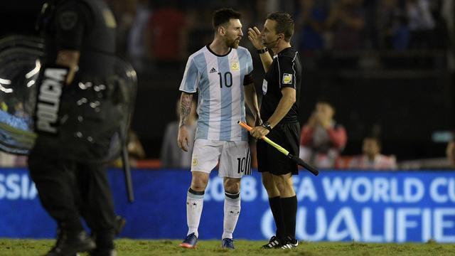 Messi vecht met brief schorsing van vier duels aan bij FIFA