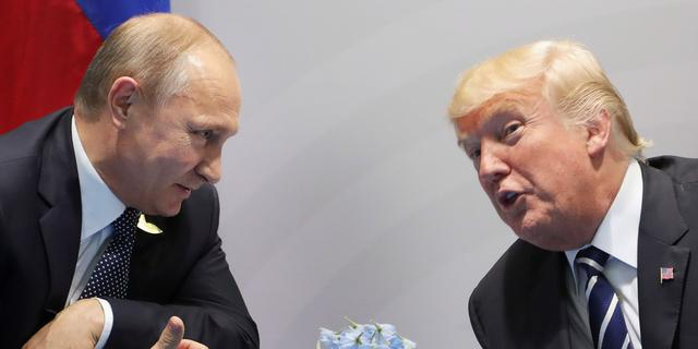Congres wil Trump verplichten informatie te delen over Russische cyberdienst