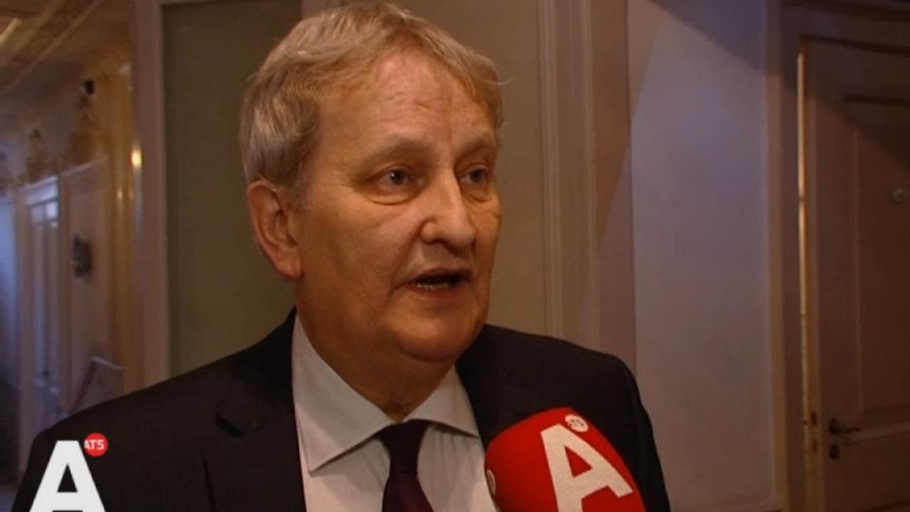 Burgemeester Van der Laan krijgt dikke voldoende