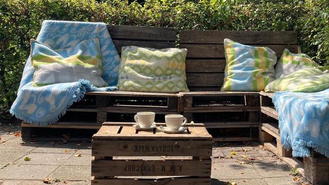 Huisgemaakt: 'Het kostte me niks om deze kussens te maken'