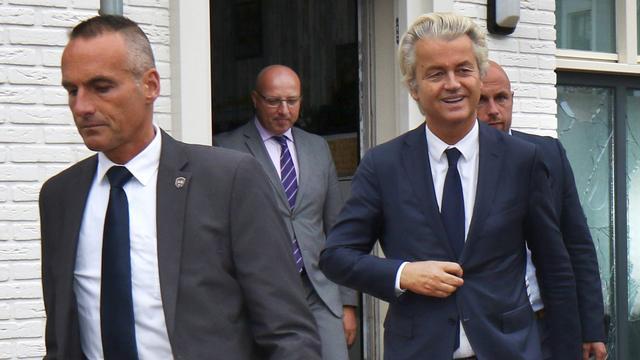 'Leden dienst DBB willen strengere screening na beveiligingslek Wilders'