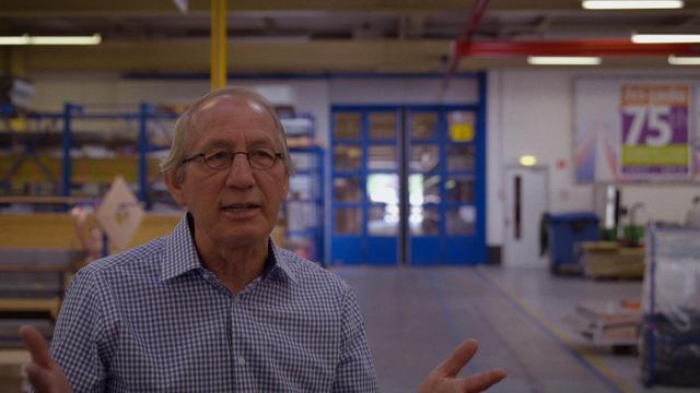 Herinneringen aan Tomado-fabriek in Etten-Leur