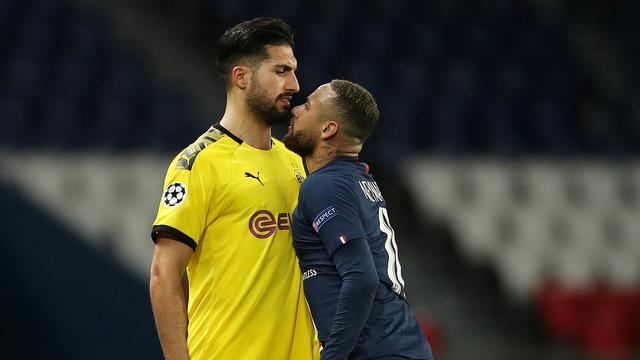 Dortmund-directeur Zorc deelt sneer uit aan 'goede acteur' Neymar