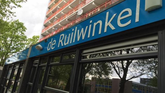 Leerwerklocatie De Ruilwinkel gaat per december dicht