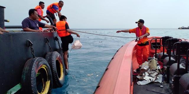 Lion Air-toestel met 189 inzittenden neergestort in Javazee
