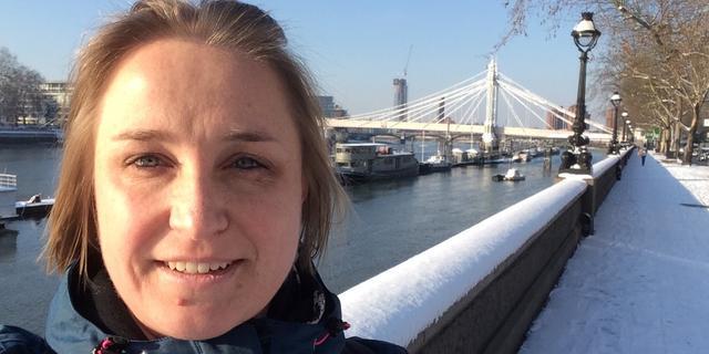 Expat in Londen: 'Hier werken is echt een verrijking van mijn leven'
