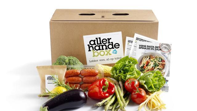 'Allerhandebox 14 euro duurder dan losse ingrediënten'