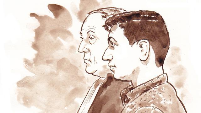 In hoger beroep veertig maanden cel voor NOS-indringer Tarik Z.