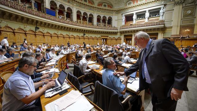 Parlement Zwitserland stemt in met boerkaverbod