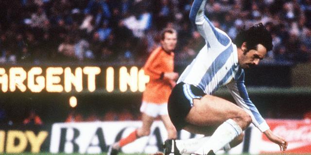 Argentijnse wereldkampioen van 1978 Leopoldo Luque overleden