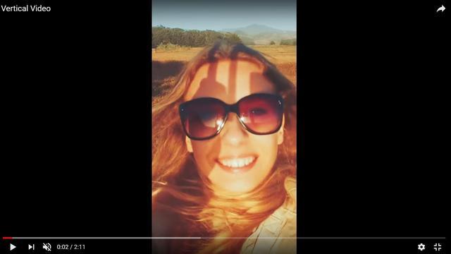 YouTube gaat verticale video's correct tonen op smartphones