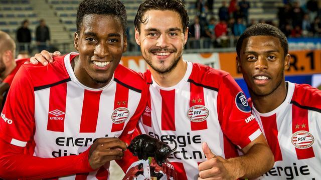 VVV naar play-offs na periodekampioenschap Jong PSV