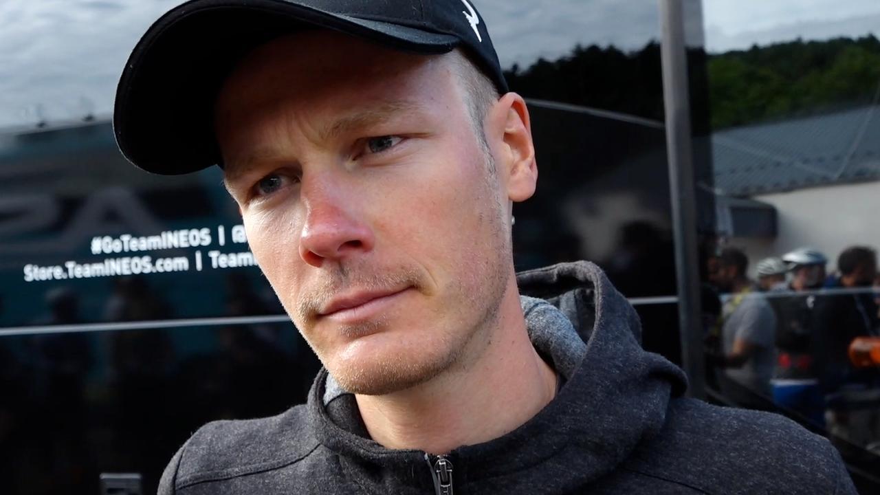 Van Baarle: 'Thomas heeft eerste tik uitgedeeld'