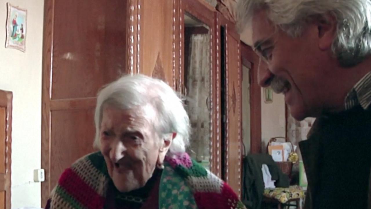 Oudste persoon ter wereld viert verjaardag