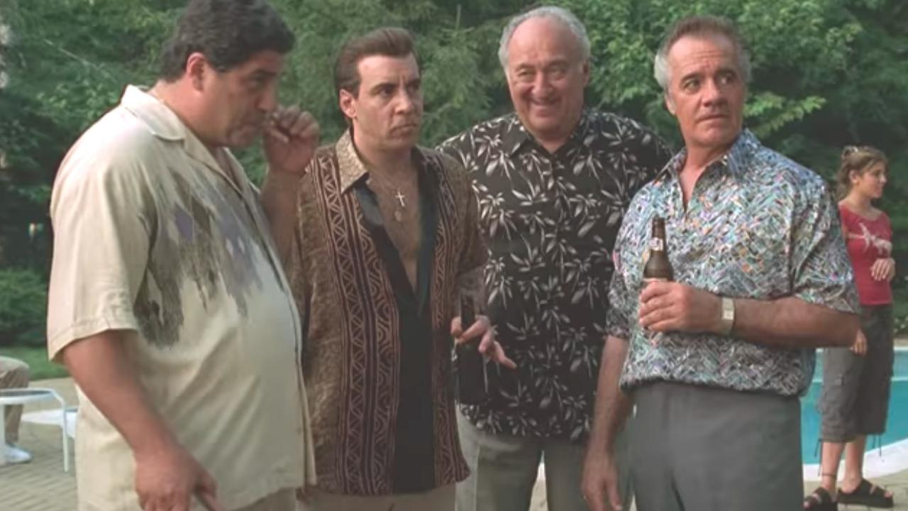 Bekijk hier de trailer van The Sopranos