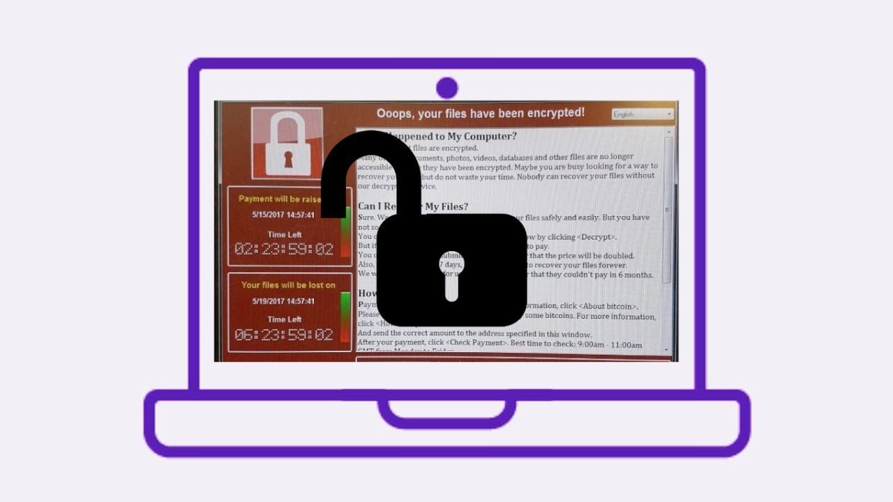 Wat is ransomware WannaCry?