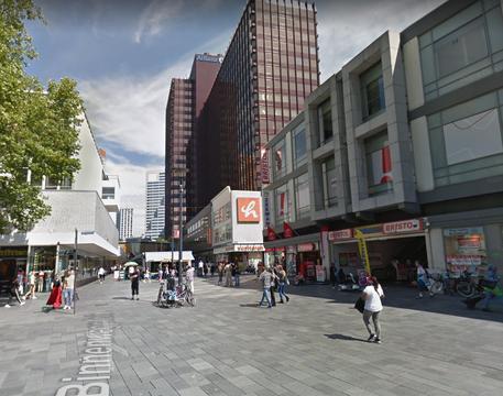 Winkeldief pakt 'verkeerde' roltrap tijdens vlucht Binnenwegplein