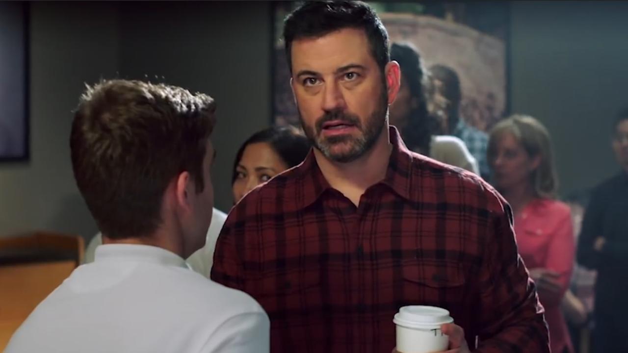 'Oscartrauma' achtervolgt Jimmy Kimmel in dagelijks leven