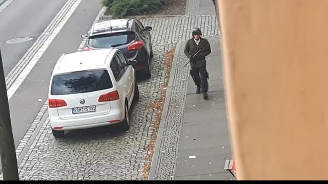 'Schutter publiceerde manifest voorafgaand aan aanslag in Halle'