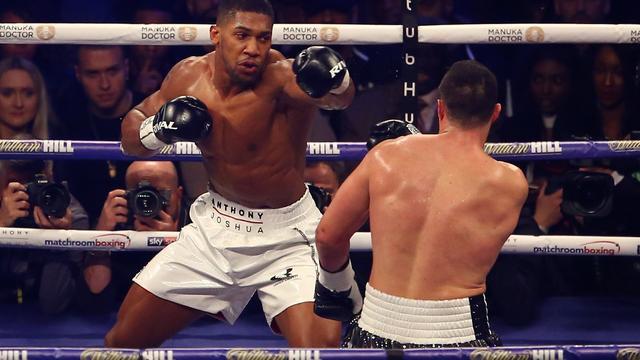 Joshua daagt Wilder uit voor gevecht om laatste ontbrekende wereldtitel