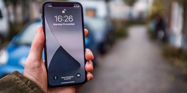 Apple zou volgend jaar stoppen met kleinere versie van iPhone