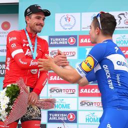 Degenkolb: 'Essentieel voor wielersport dat Tour dit jaar doorgaat'